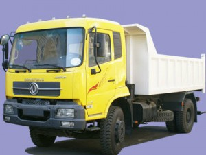 کامیون کمپرسی D270