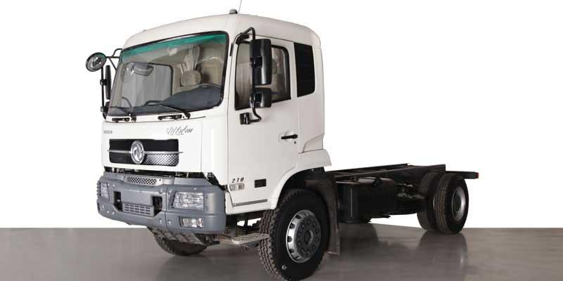 کامیون دانگ فنگ D270 محصول سایپا دیزل