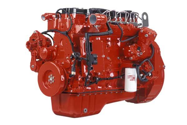 موتور کامیون دانگ فنگ D270 محصول سایپا دیزل
