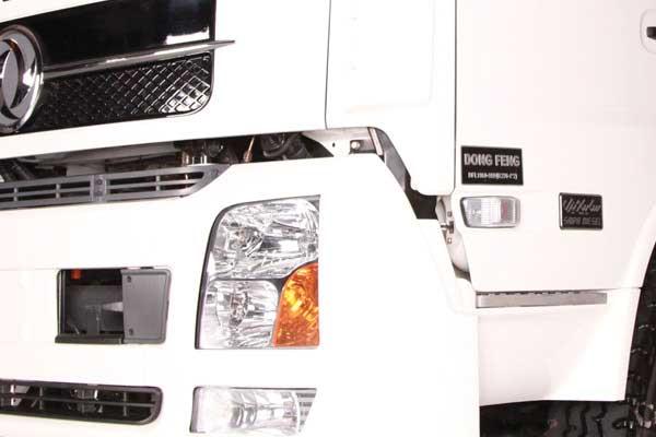کامیون دانگ فنگ R270 محصول سایپا دیزل