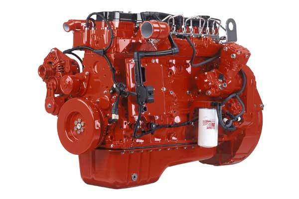 موتور  کامیون دانگ فنگ R270 محصول سایپا دیزل