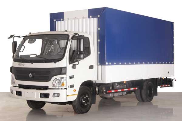 کامیون الوند محصول سایپا دیزل